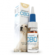 Ulei CBD 4% pentru câini