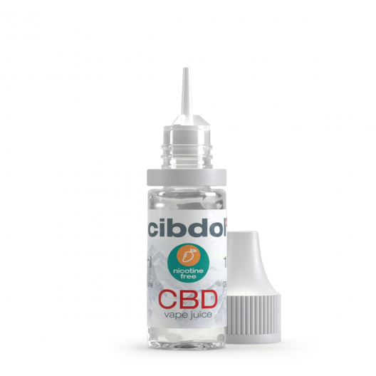 Lichid CBD Pentru Vaporizator (500mg CBD)